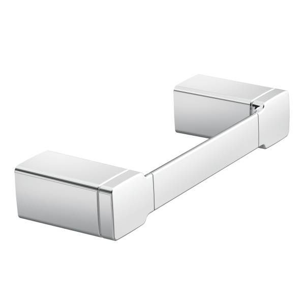 1bar towel rack wallmounted chrome 90 degree yb8886ch