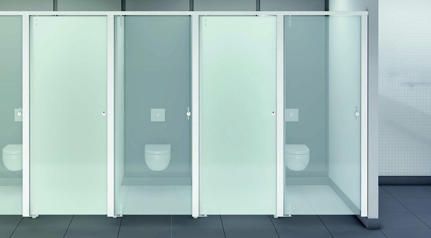 ... Public Sanitary Facility Toilet Cubicle / Glass OASIS SMART  Thrislington Cubicles ... Part 91