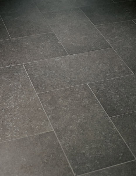 Indoor Tile Floor Porcelain Stoneware Polished Bluestone Pennsylvania