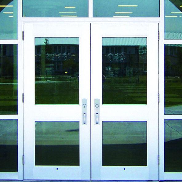 Entry door / swing / aluminum / security SERIES D200 l SERIES D300 l SERIES D500 ... & Entry door / swing / aluminum / security - SERIES D200 l SERIES ... Pezcame.Com