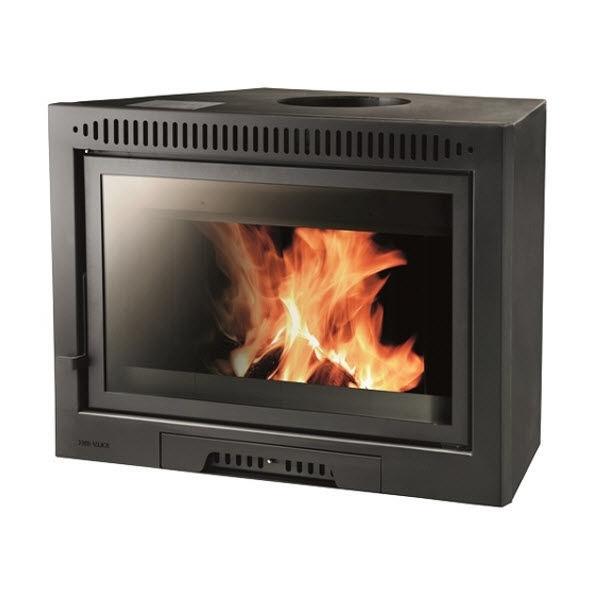 Wood-burning fireplace insert - UNIVERSALJOLLY - Jolly-mec