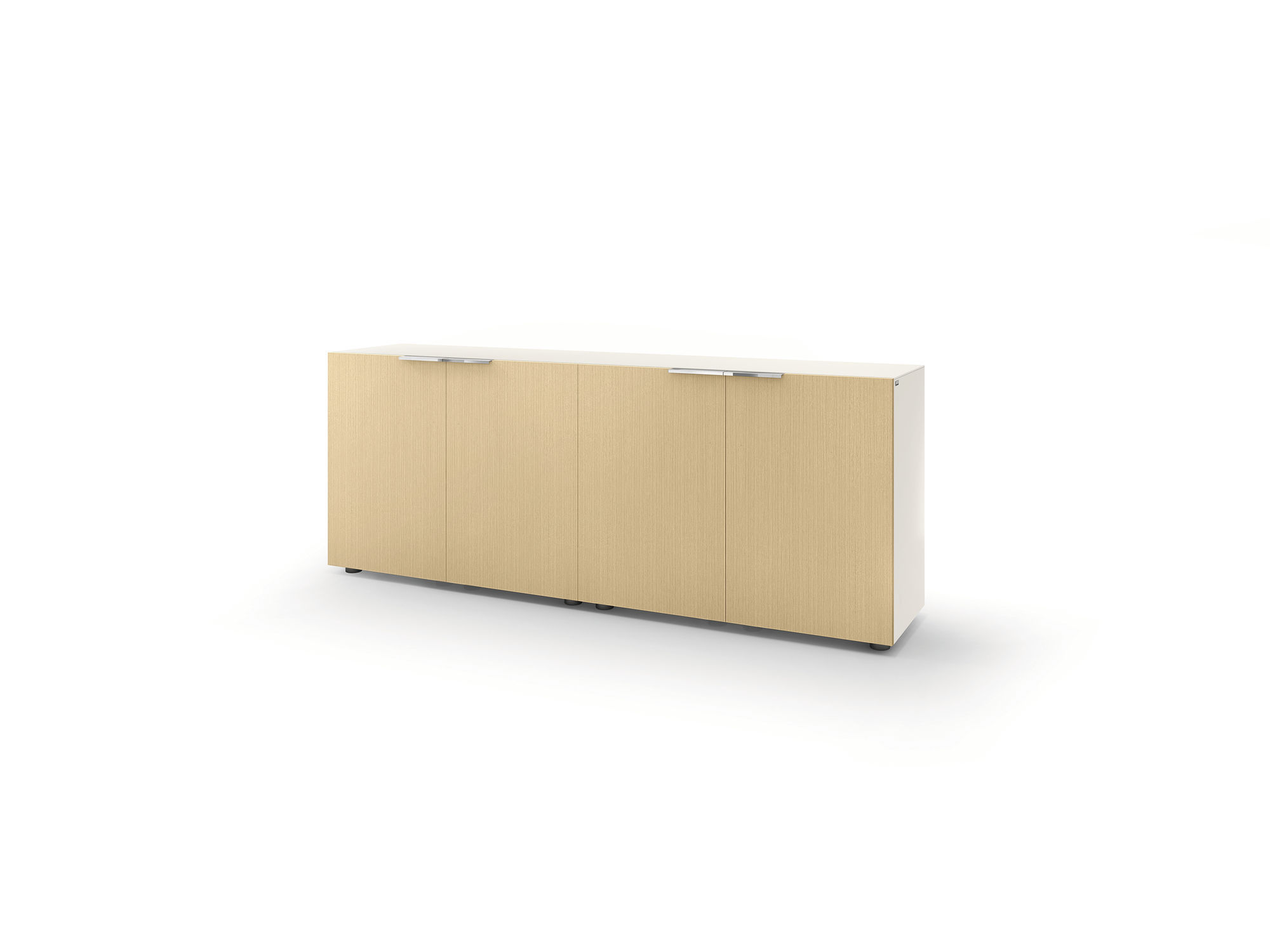 Wood Veneer Cabinet Doors Low Filing Cabinet Wood Veneer With Hinged Door With Sliding