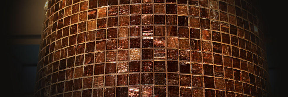 Trend Mosaique indoor mosaic tile / wall / glass / textured - brillante 223 - trend