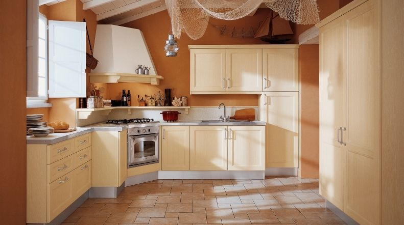 Traditional kitchen / solid wood / wooden - NEWPORT VARIANTE 7 ...
