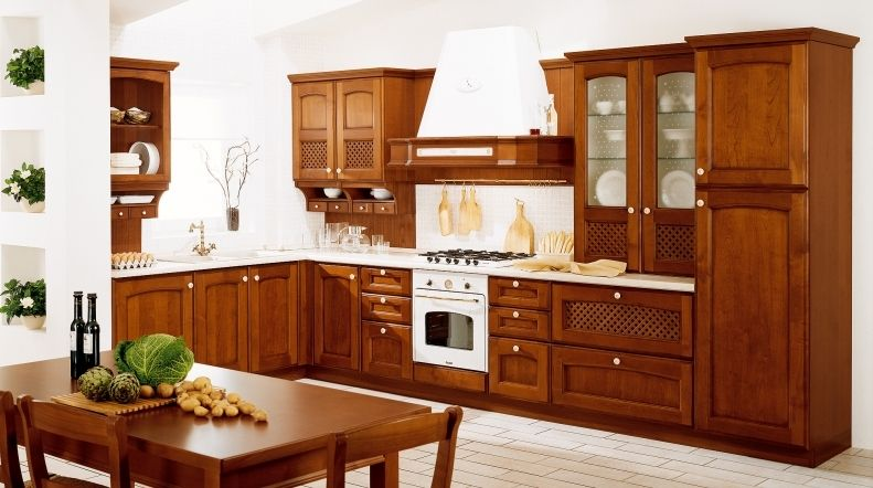 Traditional kitchen / solid wood / wooden - VILLA D\'ESTE VARIANTE ...