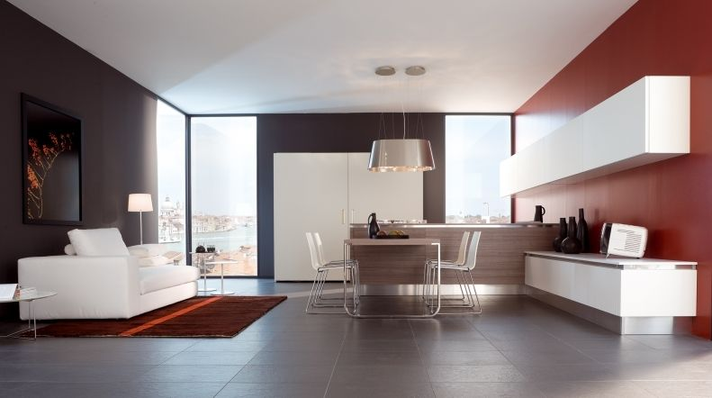 Contemporary kitchen / solid wood / wooden - OYSTER DECORATIVO ...