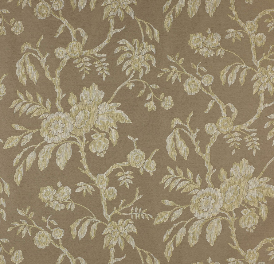 Upholstery Fabric Floral Pattern Viscose Summer Palace