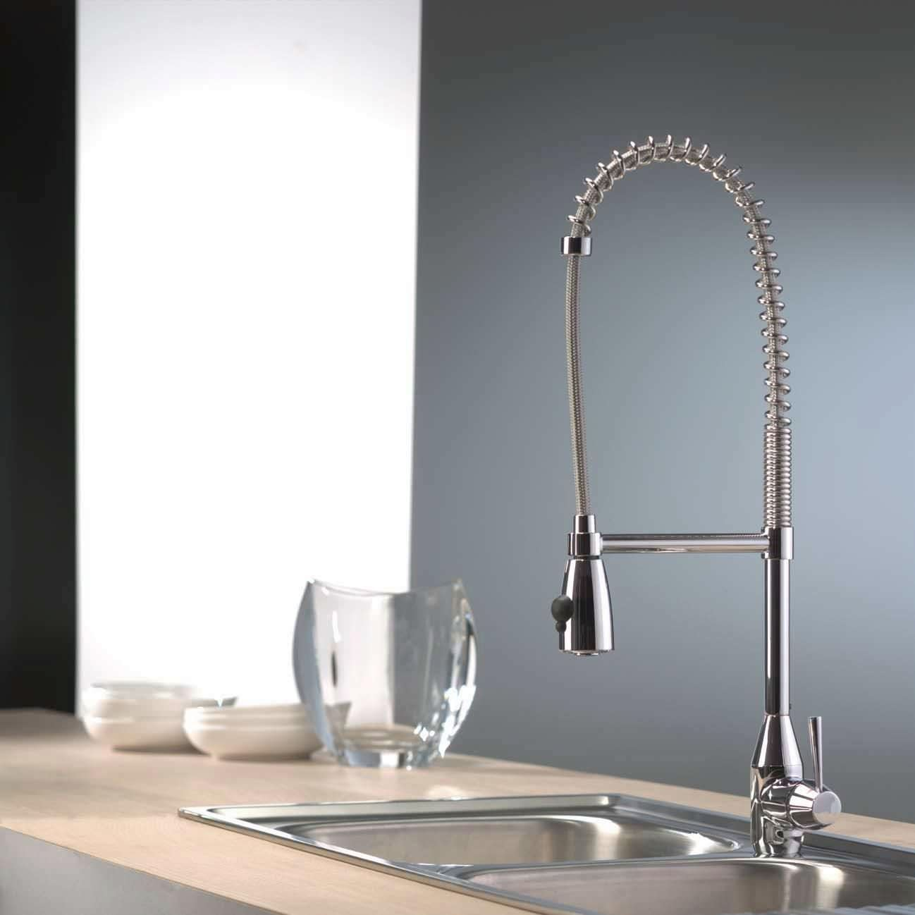 Unique Pull Out Spray Kitchen Tap Frieze - Sink Faucet Ideas ...