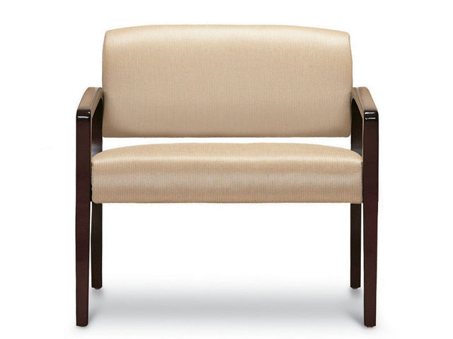 Merveilleux Fabric Medical Chair / Wooden / Bariatric   AMICO.