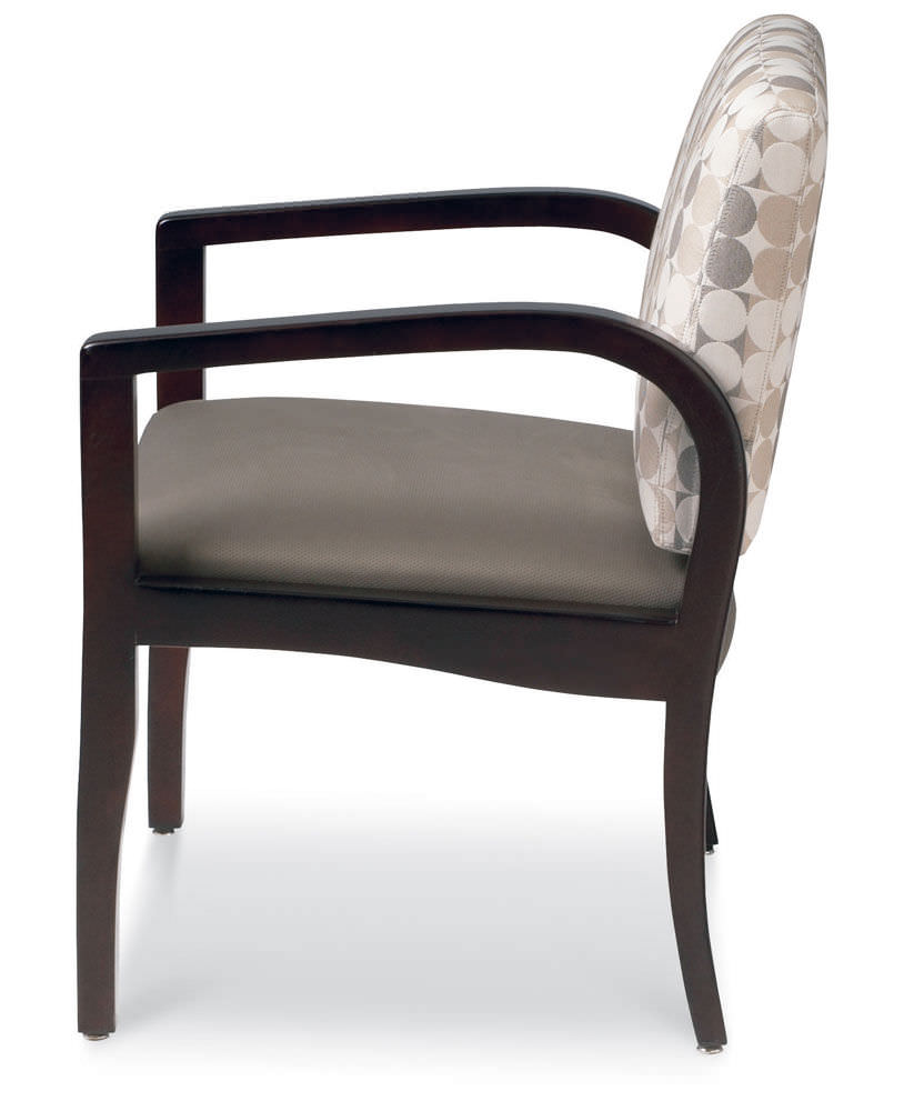 Ordinaire Fabric Medical Chair / Wooden / Bariatric. AMICO. Carolina Business  Furniture