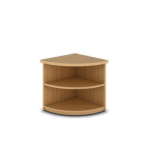 Contemporary Corner Shelf corner shelf / contemporary / wooden / commercial - think smart