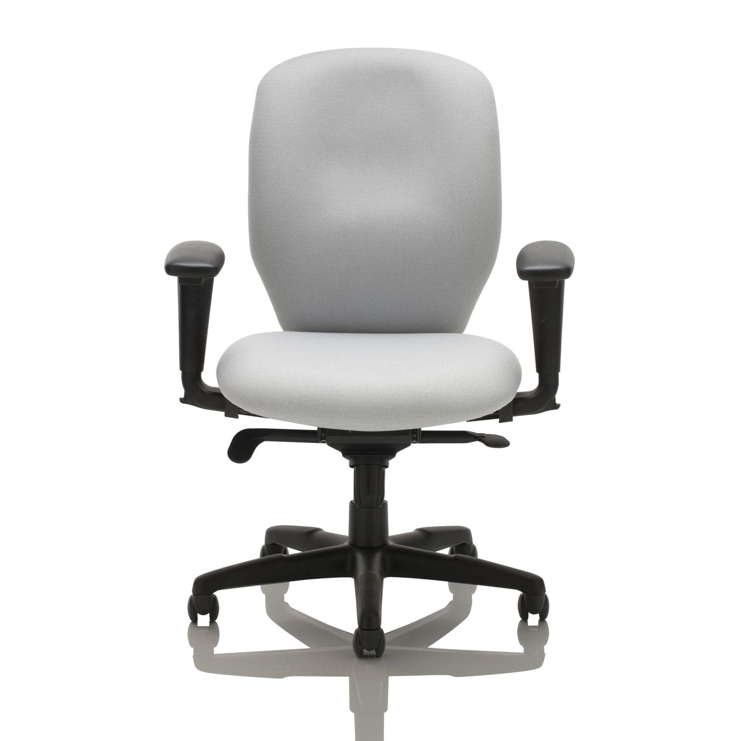 Contemporary Office Chair / On Casters / With Armrests / Star Base   SAVVY