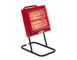 Delicieux ... Floor Mounted Infrared Heater / Electric / Commercial / Portable ...