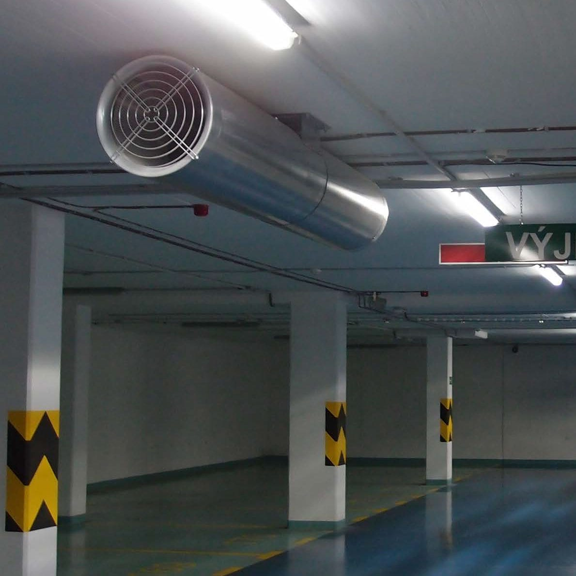 smoke extractor fan axial ceiling commercial jetstream