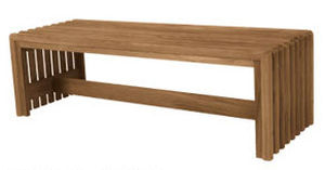 garden bench teak by john hutton sutherland - Teak Bench