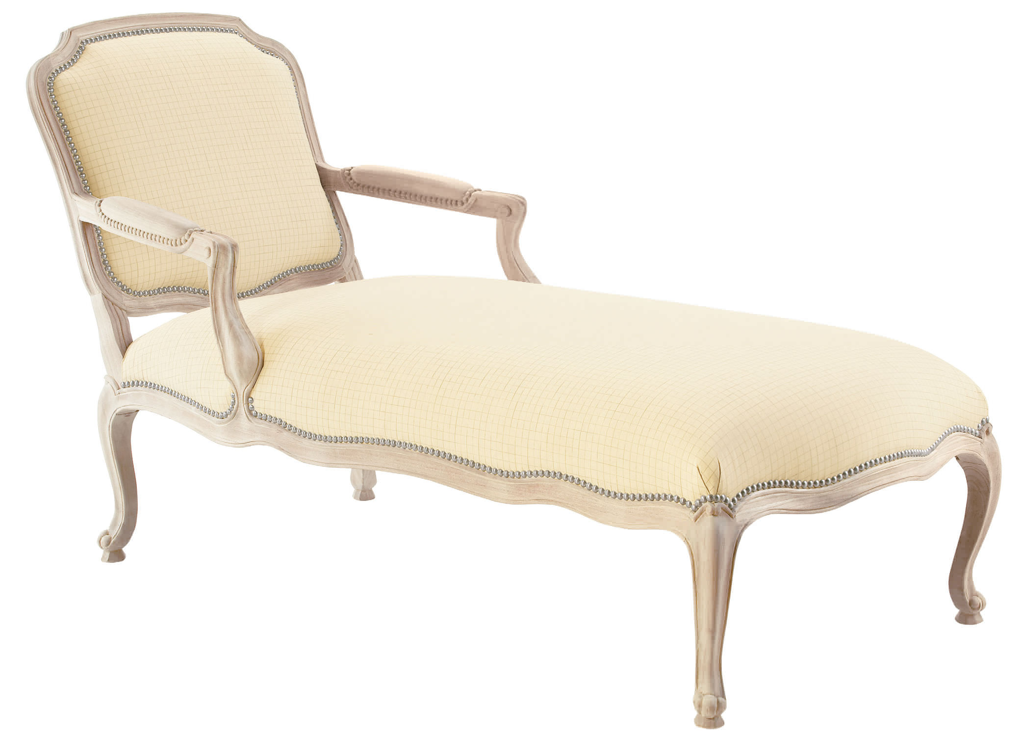 Teak chaise longue LOUIS SOLEIL by John Hutton SUTHERLAND