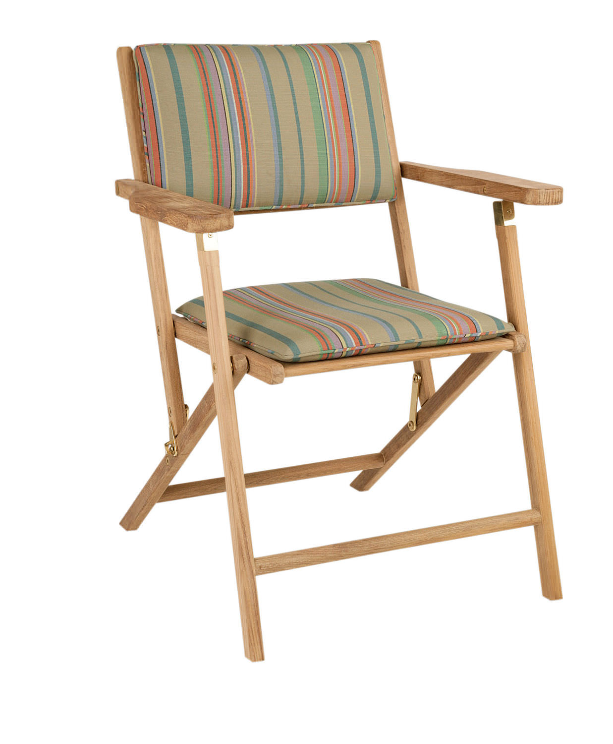 Wooden chairs with armrest -  Traditional Chair Wooden Folding With Armrests Ship To Shore By John Hutton Sutherland