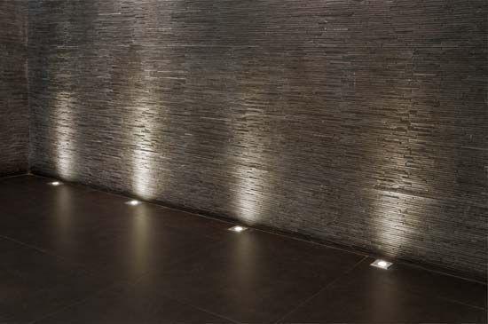Recessed Floor Light Fixture Led Round Square