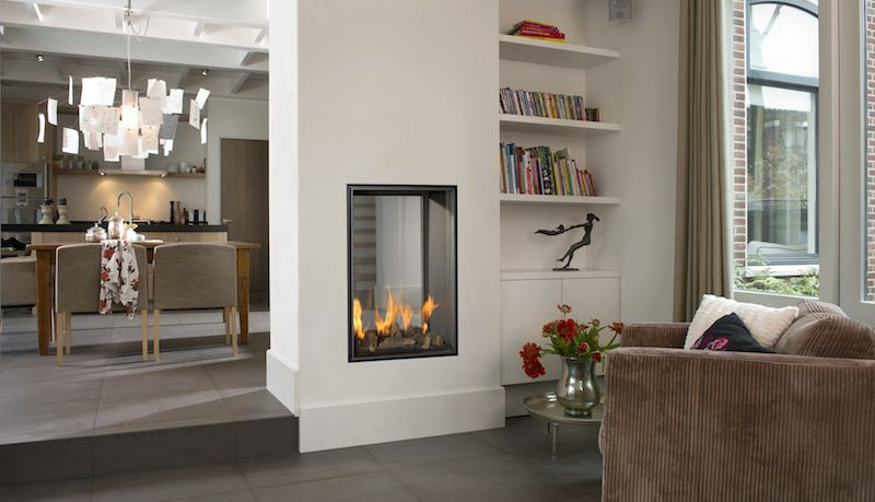Discover all the information about the product Gas fireplace / contemporary / closed hearth / double-sided VERTICAL BELL 3 - Bellfires and find where you can buy it. Contact the manufacturer directly to receive a quote.