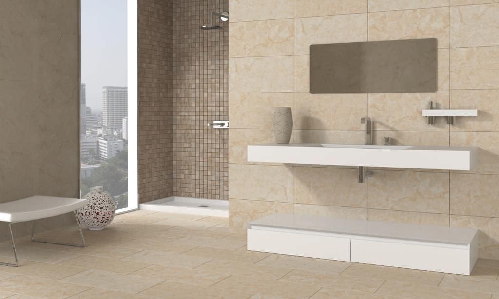 Rivestimenti bagno moderno beige cerca con google mgm piastrelle