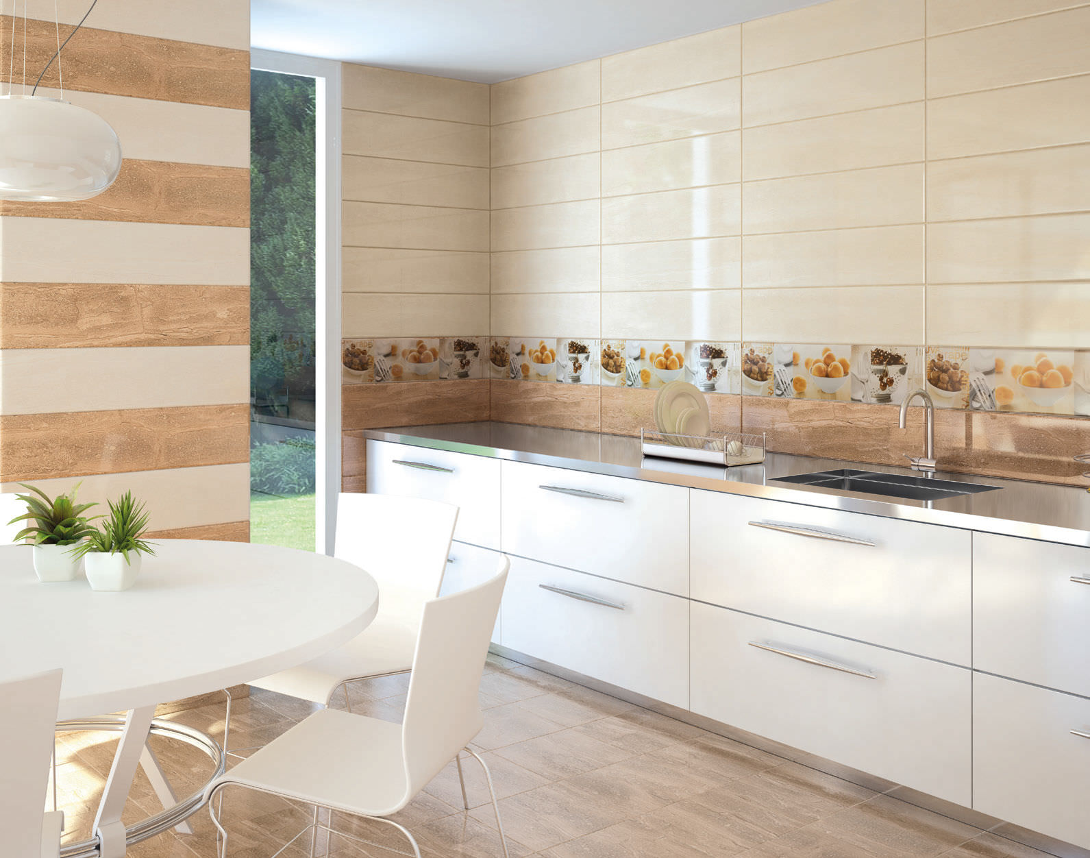 Polished Kitchen Floor Tiles Kitchen Tile Floor Ceramic Polished Daino Mayolica Azulejos