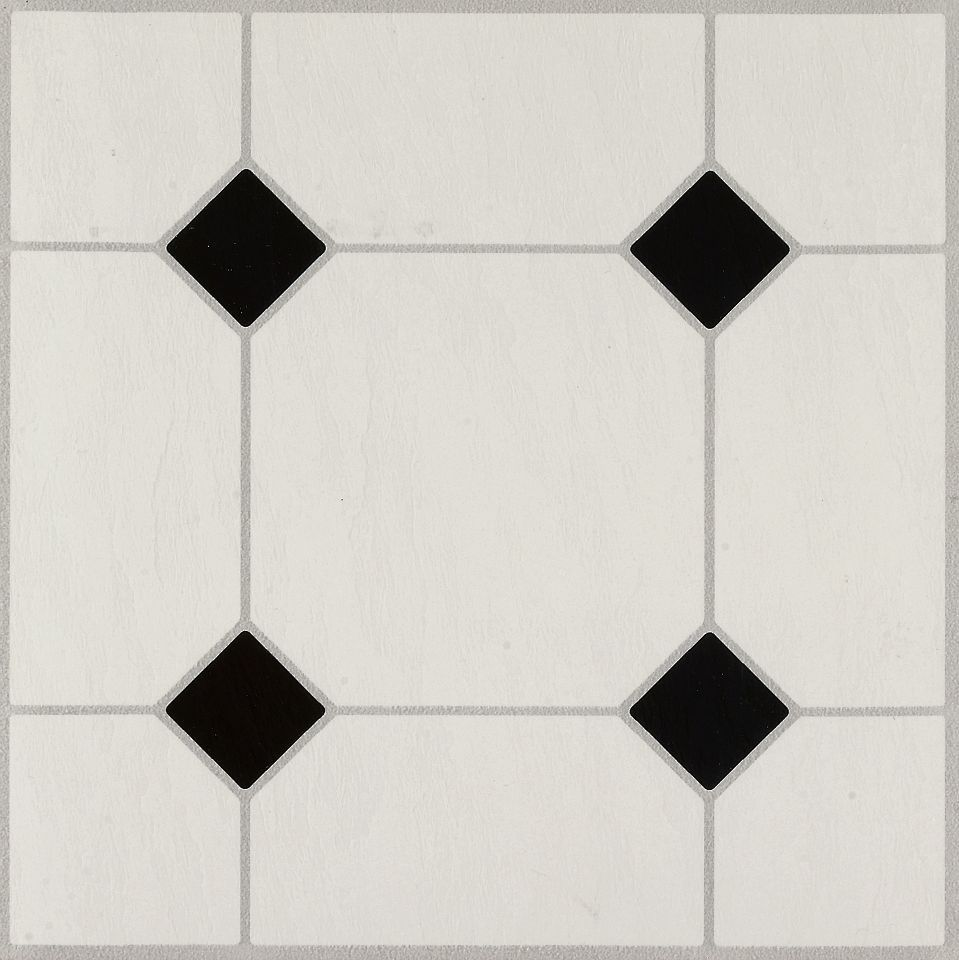 Black And White Tiles Black And White Floor Tile Texture