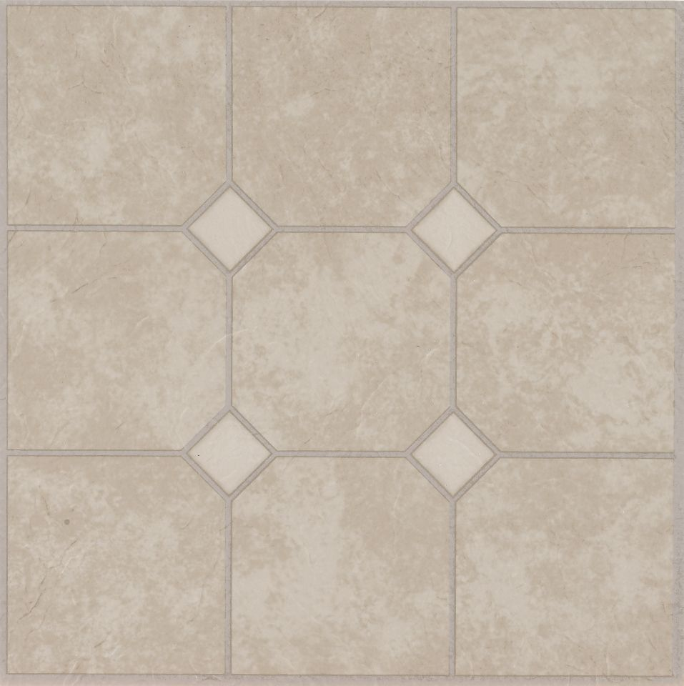 Vinyl Flooring Residential Tile High Gloss Rockport Marble Sand
