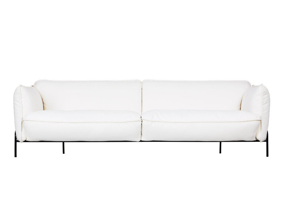 Contemporary sofa / fabric   continental by claesson koivisto rune ...