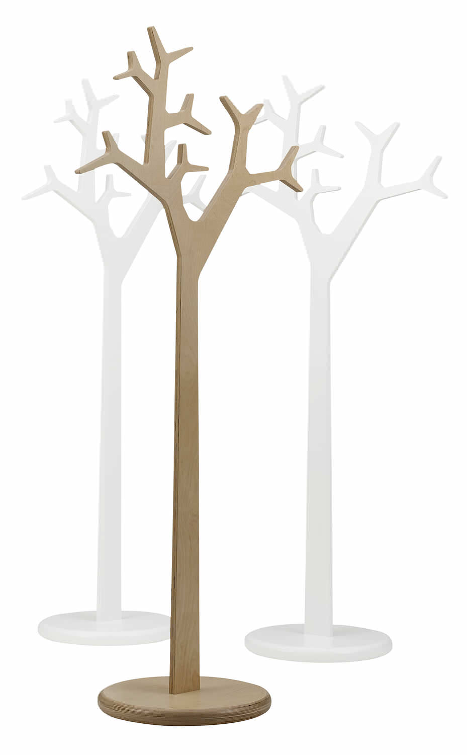 wallmounted coat rack  floor  contemporary  steel  tree by  -  wallmounted coat rack  floor  contemporary  steel tree by katrinolina swedese