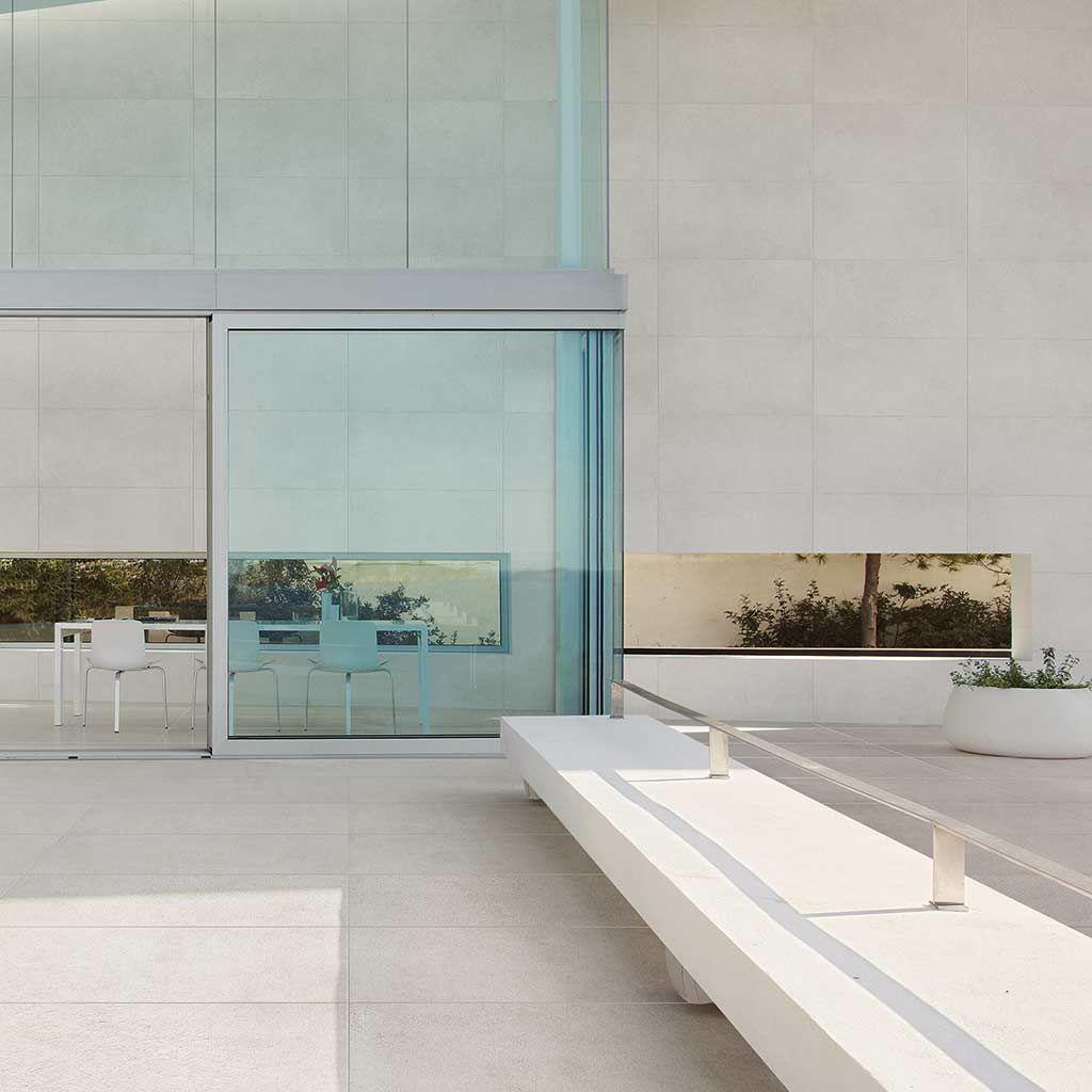 Indoor tile / outdoor / wall / floor - FLOORTECH/1.0 : 1.0 - FLOOR GRES
