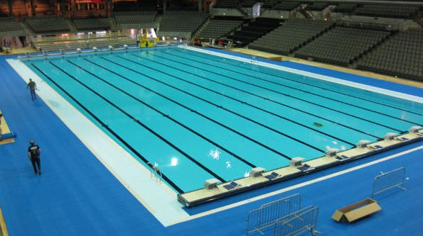 concrete competition pool public indoor indoor omaha 2012 usa olympic trials