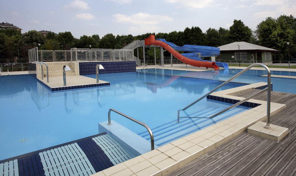 Indoor Public Swimming Pool concrete competition pool / public / indoor / indoor - municipal
