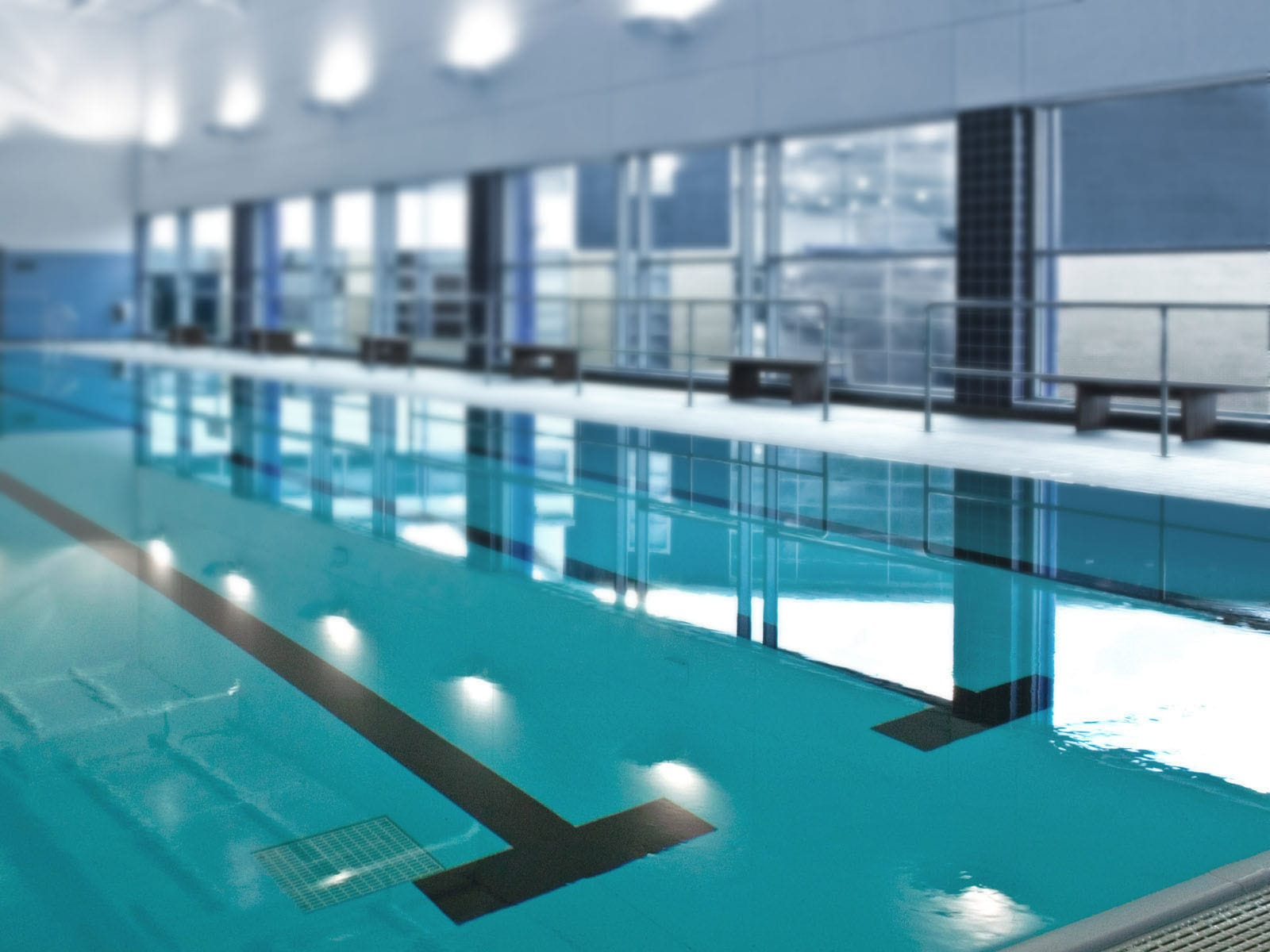 In Ground Swimming Pool / Stainless Steel / Public / Indoor ...