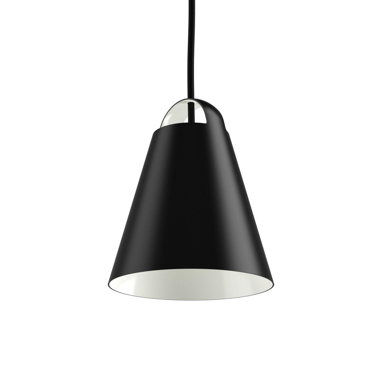 Pendant lamp / contemporary / painted aluminum / white - ABOVE 175 ...