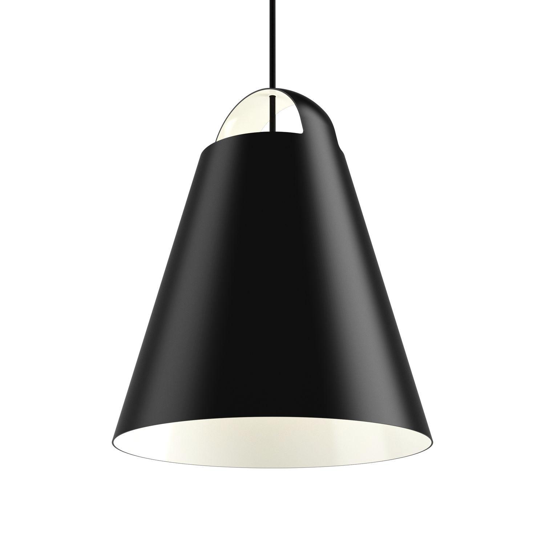 Pendant lamp / contemporary / painted aluminum / white - ABOVE 400 ...