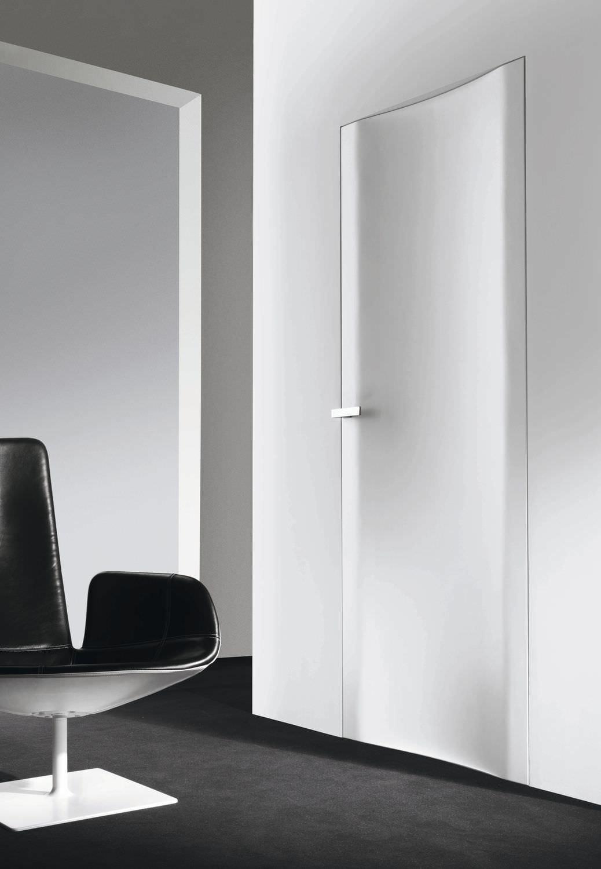 indoor door / swing / wooden / curved - 10.8 by Cavana.Santambrogio & Indoor door / swing / wooden / curved - 10.8 by Cavana.Santambrogio ...