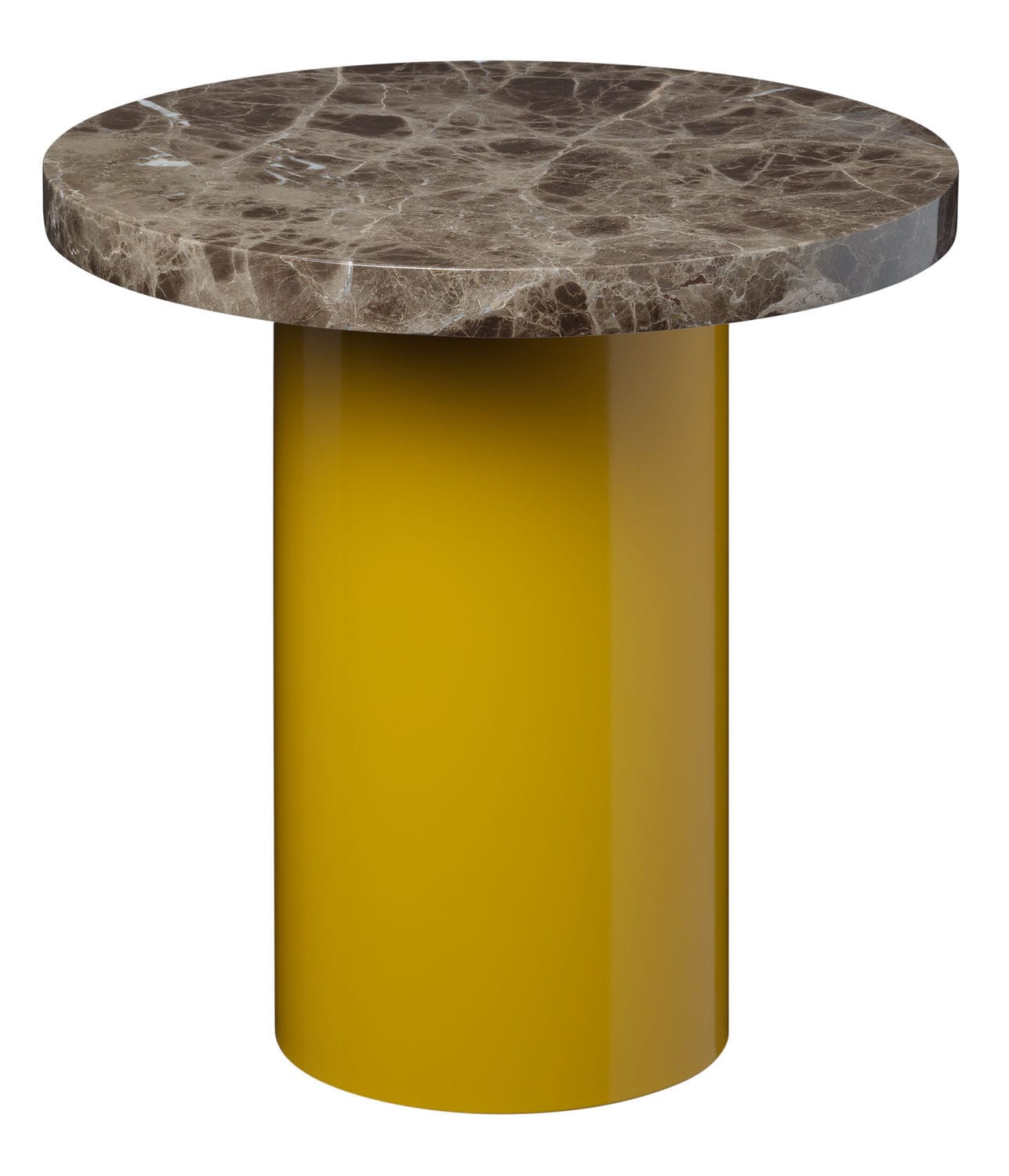 contemporary side table  steel  marble  oak  ct enoki by  -  contemporary side table  steel  marble  oak ct enoki by philippmainzer e
