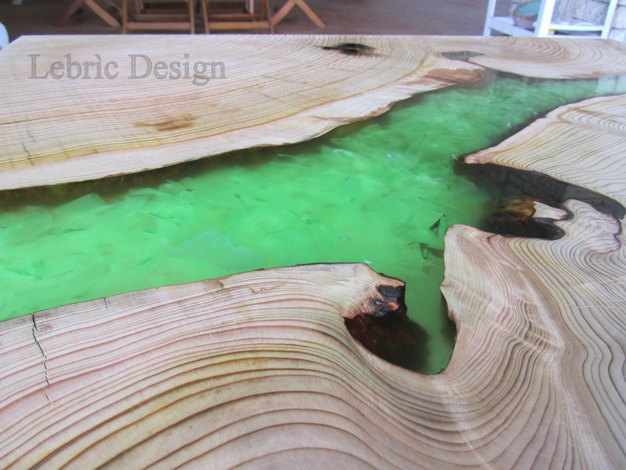 Wood table top designs - Wood Table Top Antico Trentino Di Lucio Srl