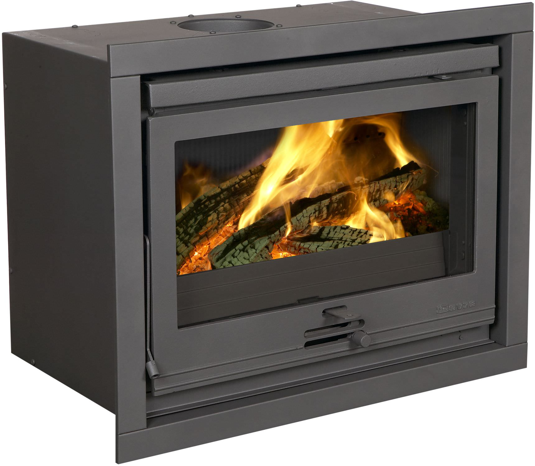 wood burning fireplace insert 2220s dovre france