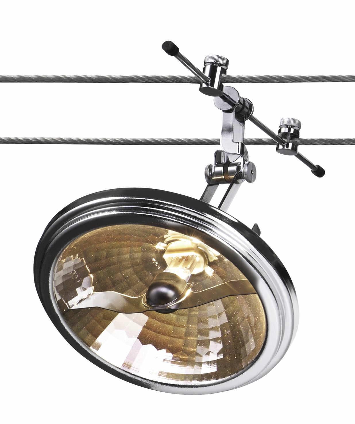 Halogen cable lighting / linear / metal / indoor - CALO QR111 HLI  sc 1 st  ArchiExpo & Halogen cable lighting / linear / metal / indoor - CALO QR111 HLI ... azcodes.com