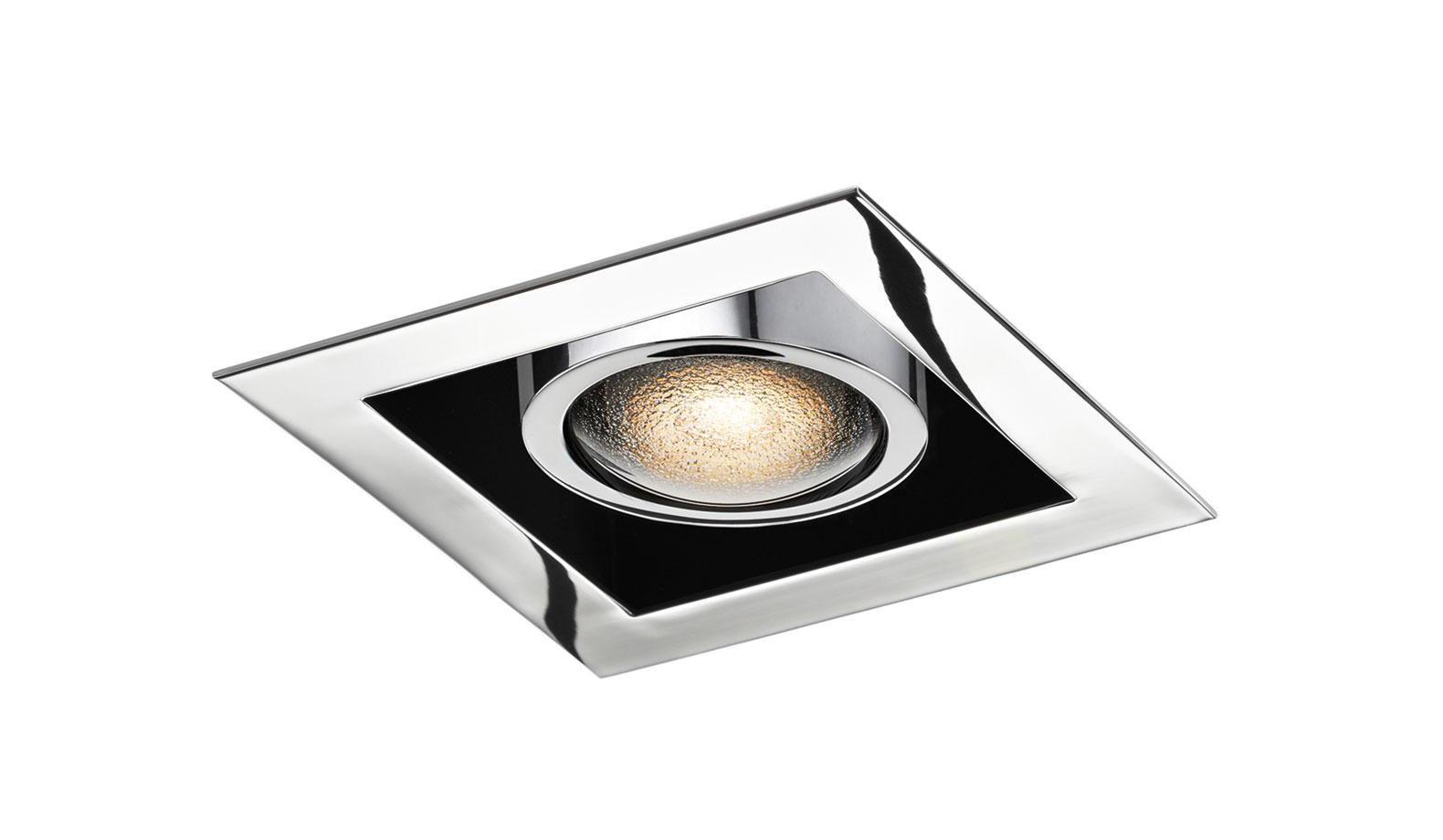 Recessed ceiling spotlight / indoor / LED / square - CRANNY : MONO R ... for Ceiling Spot Light Square  56bof