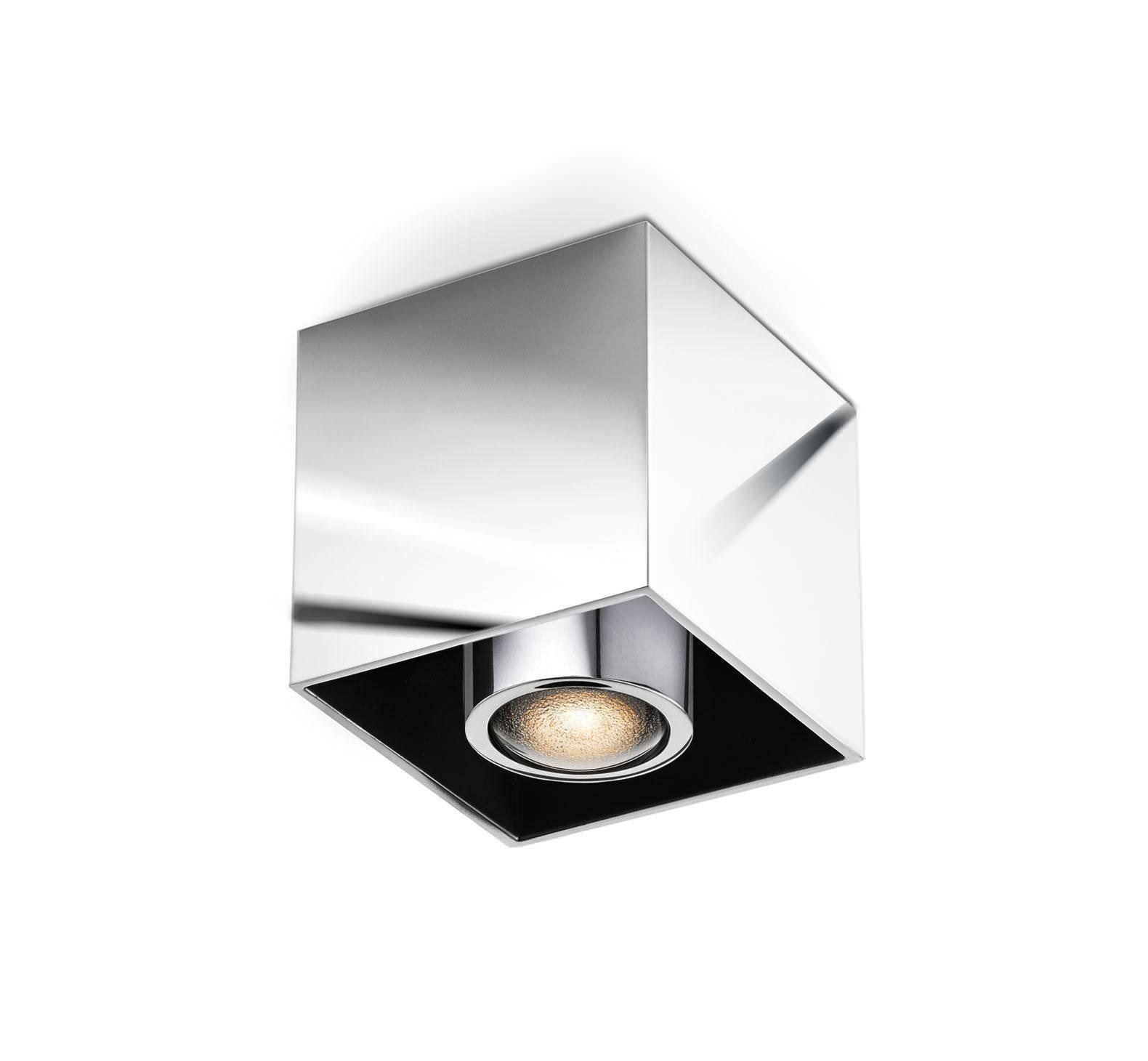 Ceiling-mounted spotlight / indoor / LED / square - CRANNY : MONO C ... for Ceiling Spot Light Square  35fsj