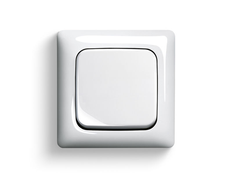 Großartig Push-button switch / contemporary / white - REFLEX SI/SI LINEAR  UG75