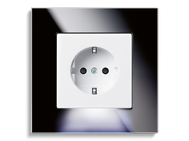 Fabulous Power socket / wall-mounted / contemporary / Schuko - STEPLIGHT  NJ32