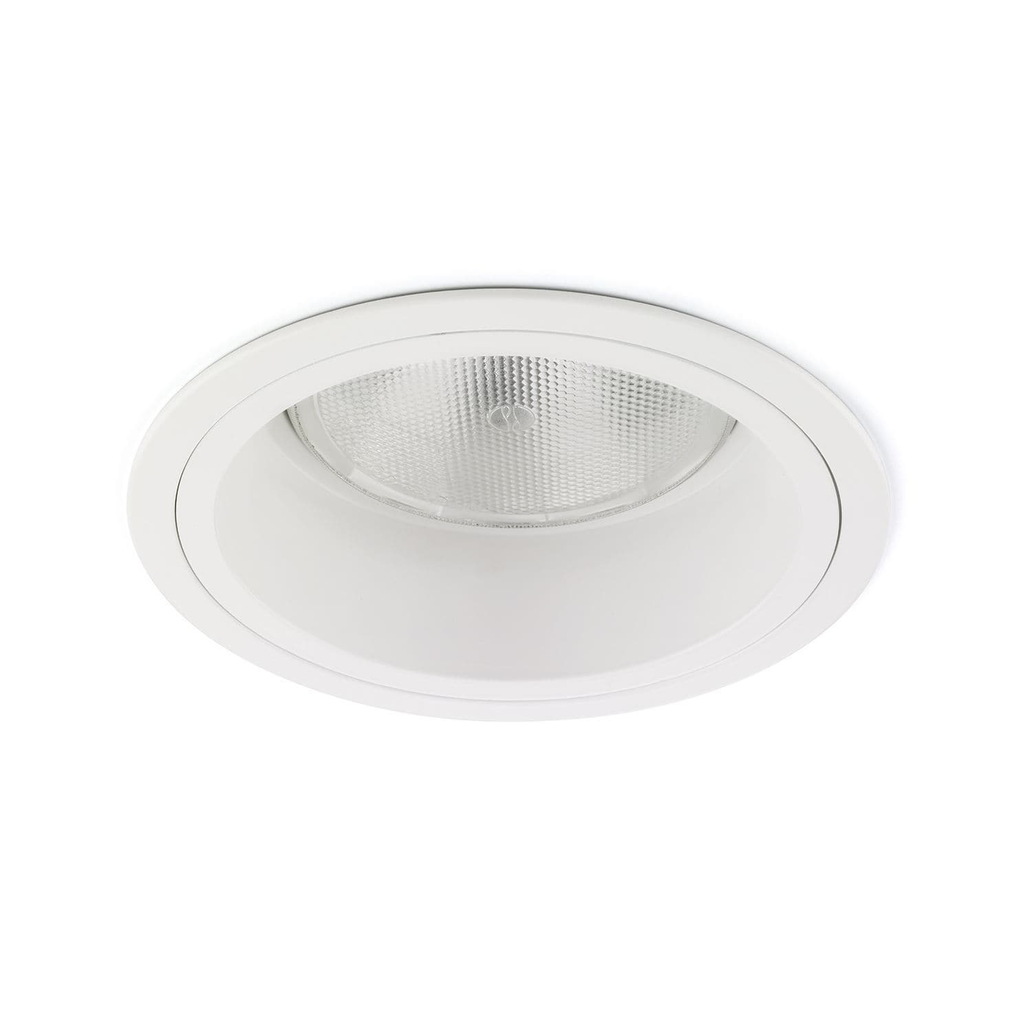 Recessed downlight led halogen hid unisio reggiani