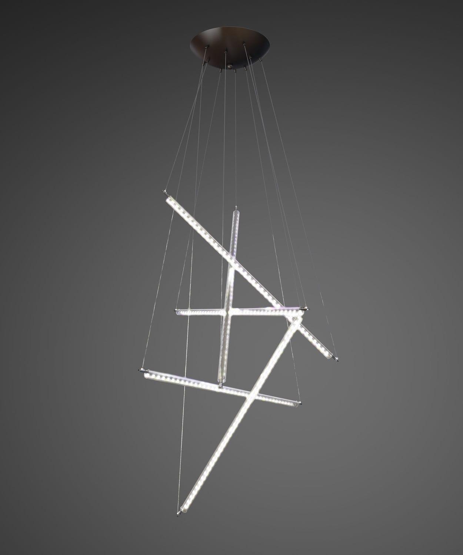 pendant lamp original design glass led - Suspension Design Led