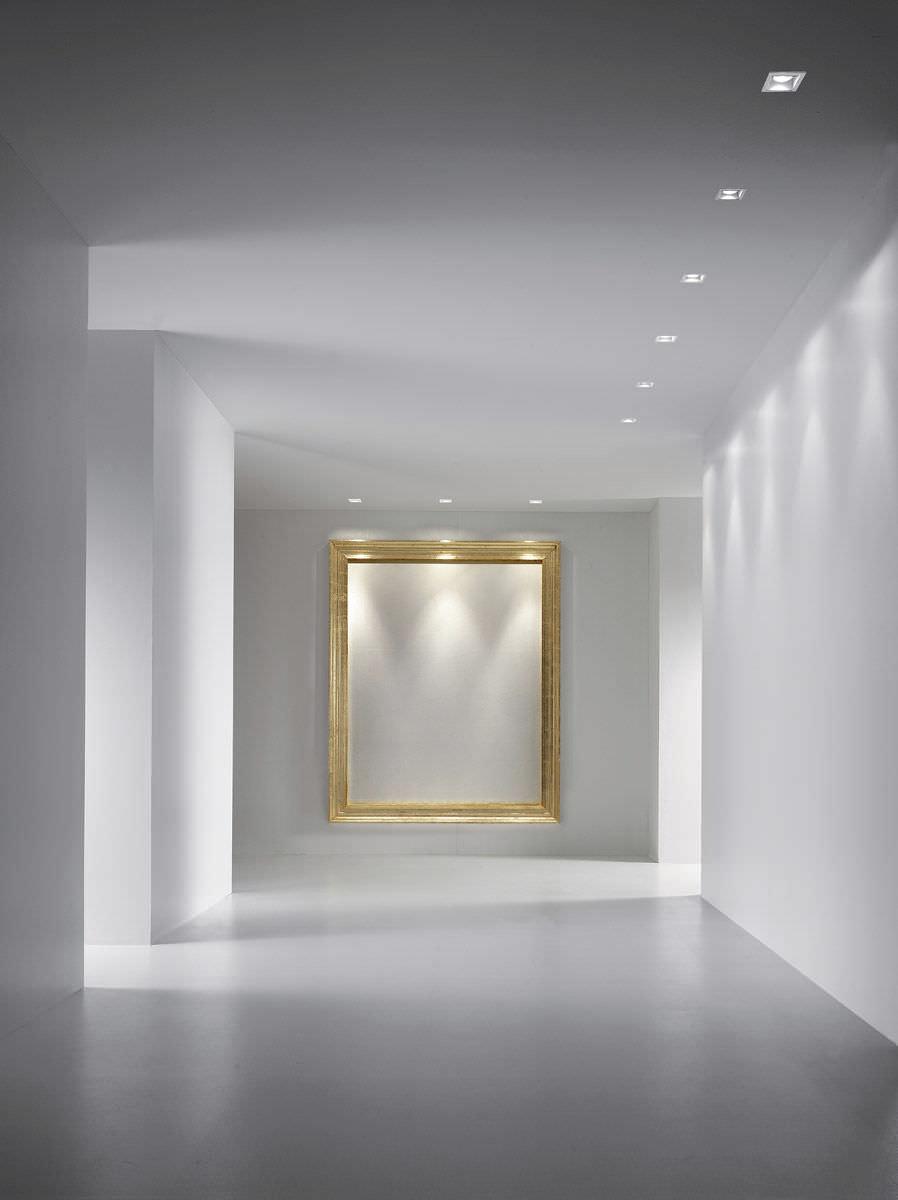 Recessed ceiling spotlight / recessed wall / indoor / LED - ZIP - OTY