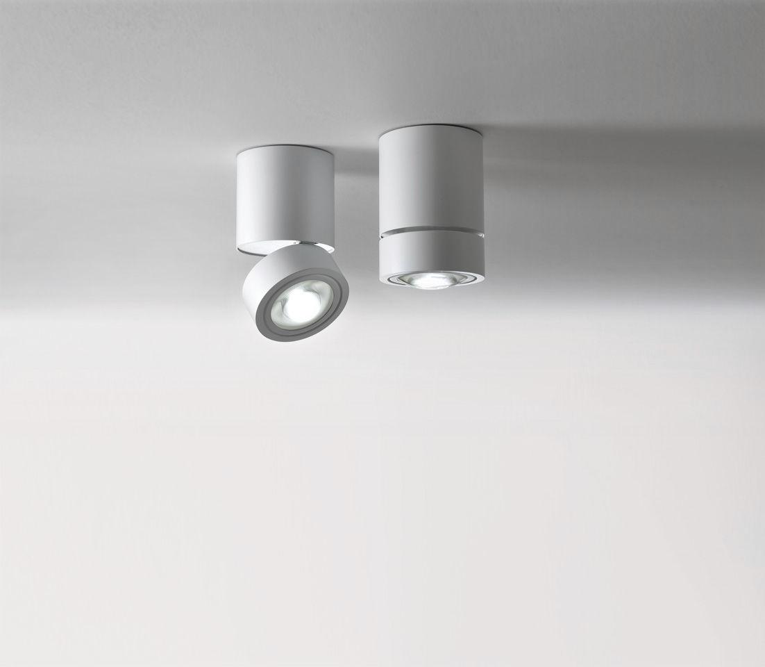 Ceiling-mounted spotlight / indoor / LED / round - WALLY 07 PULL - OTY for Spotlight Interior Led  45hul