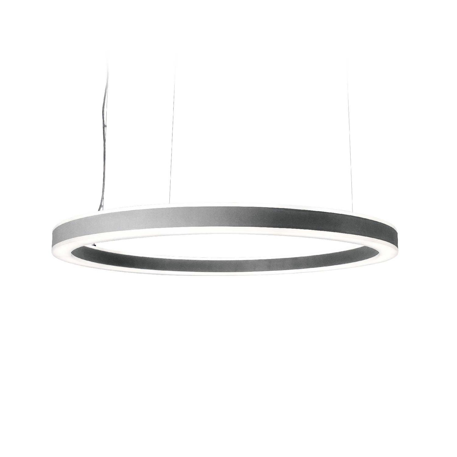 Attractive Hanging Light Fixture / LED / Round / Aluminum HALO Planlicht ...