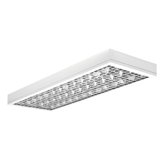 Surface-mounted light fixture / recessed ceiling / fluorescent ...